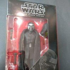 Figuras y Muñecos Star Wars: SUPREME LEADER KYLO REN FIGURA 19 CM STAR WARS BLACK SERIES HASBRO. Lote 203235728