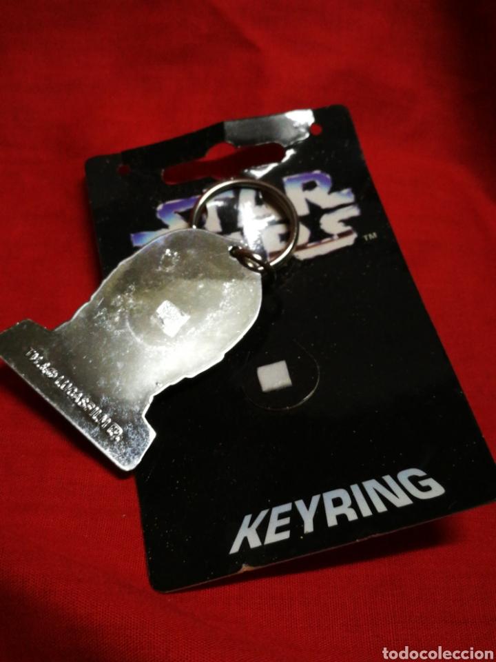 Figuras y Muñecos Star Wars: LLAVERO STAR WARS C-3PO, KEYRING- PRODUCTO OFICIAL, LUCASFILM 1996. RARO!!!. - Foto 3 - 203773272