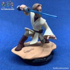 Figuras y Muñecos Star Wars: FIGURA DISNEY INFINITY 3.0 STAR WARS OBI-WAN KENOBI. Lote 203779097