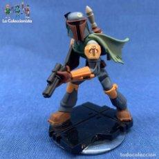 Figuras e Bonecos Star Wars: FIGURA DISNEY INFINITY 3.0 STAR WARS BOBA FETT. Lote 203779287