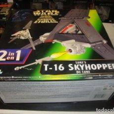 Figuras y Muñecos Star Wars: STAR WARS REBEL LUKE'S T-16 SKYHOPPER. Lote 204484883