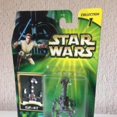 Figuras y Muñecos Star Wars: G2-4T - STAR TOURS - DISNEY - STAR WARS - 2002 - ¡NUEVO!. Lote 204535045