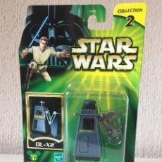 Figuras y Muñecos Star Wars: DL-X2 - STAR TOURS - DISNEY - STAR WARS - 2002 - ¡NUEVO!. Lote 204535083