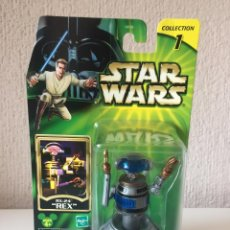 Figuras y Muñecos Star Wars: RX-24 - 'REX' - STAR TOURS - DISNEY - STAR WARS - 2002 - ¡NUEVO!. Lote 204535191