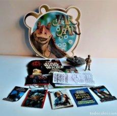 Figuras y Muñecos Star Wars: LOTE STAR WARS VARIOS (VER IMAGENES). Lote 205063972