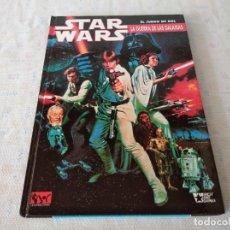Figuras e Bonecos Star Wars: STAR WARS, EL JUEGO DE ROL, DE WEST END GAMES, JOC INTERNACIONAL, 1990. Lote 205164883