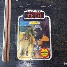 Figure e Bambolotti Star Wars: BLISTER DE KLAATU DE STAR WARS EL RETORNO DEL JEDI. 1983. PBP. Lote 205332285