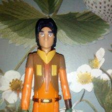 Figuras y Muñecos Star Wars: FIGURA EZRA BRIDGER DE STAR WARS REBELS - HASBRO - 2015. Lote 205560080