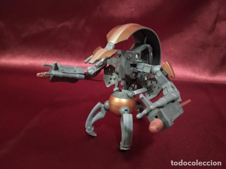 THE CLONE WARS. FIGURA DE UNA DROIDEKA (Juguetes - Figuras de Acción - Star Wars)