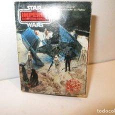 Figure e Bambolotti Star Wars: STAR WARS CATALOGO PBP DESPLEGABLE DE 1980 NAVE ESPACIAL DARTH VADER EN MUY BUEN ESTADO,BARATO. Lote 205581256