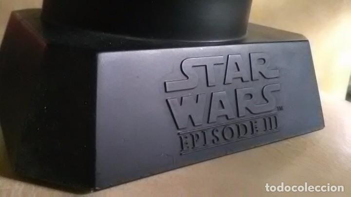 Figuras y Muñecos Star Wars: Star Wars Darth cabeza - Foto 2 - 205702640
