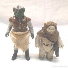 Figuras y Muñecos Star Wars: KENNER KLAATU Y KONEET STAR WARS AÑO 1983. Lote 205747377