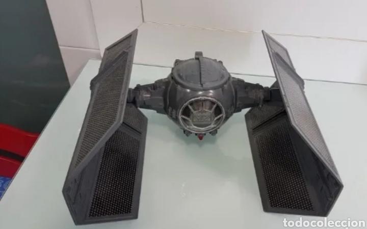 Figuras y Muñecos Star Wars: Antigua nave vintage kenner dark vader Star wars - Foto 3 - 205753683