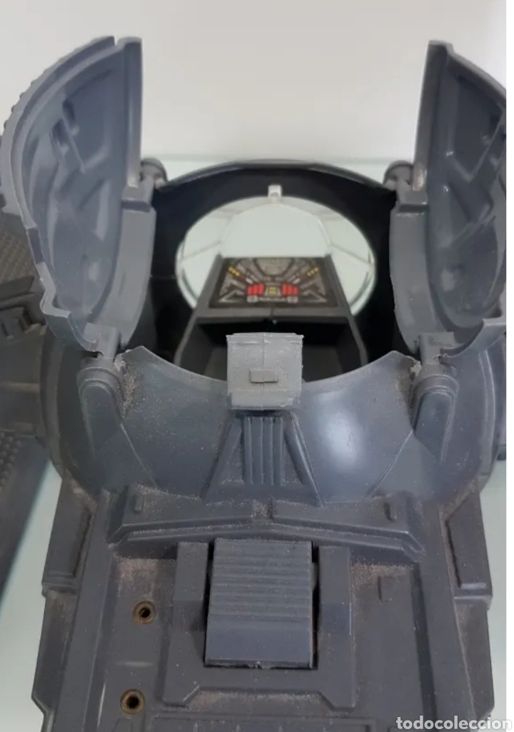 Figuras y Muñecos Star Wars: Antigua nave vintage kenner dark vader Star wars - Foto 7 - 205753683