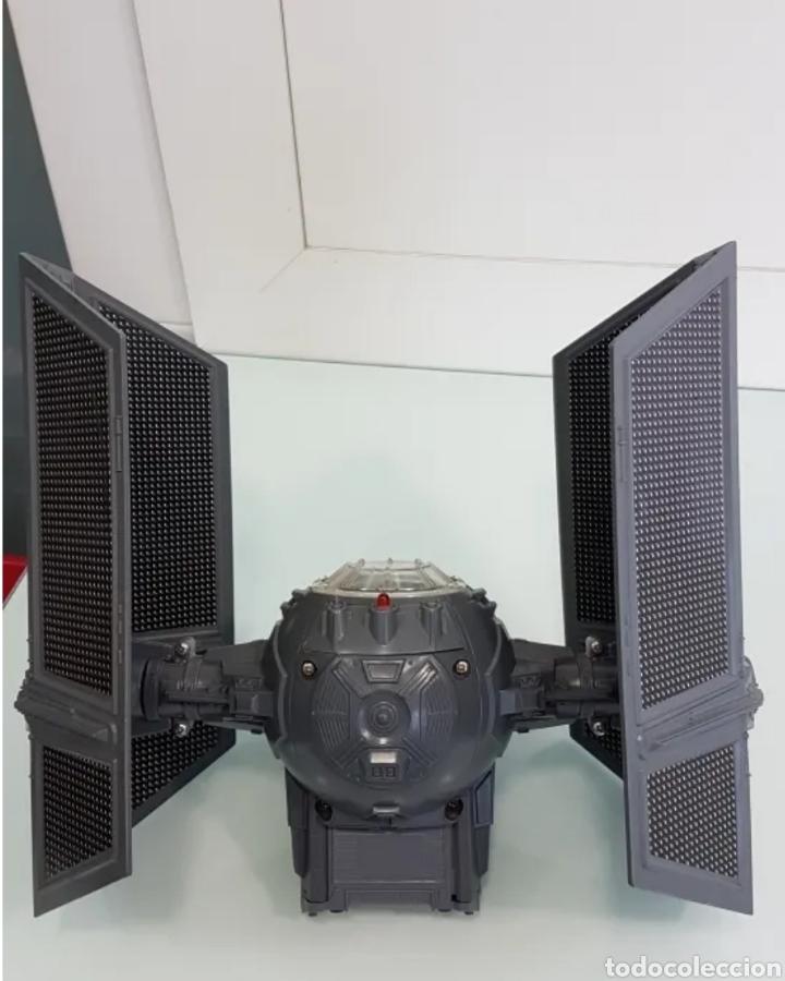 Figuras y Muñecos Star Wars: Antigua nave vintage kenner dark vader Star wars - Foto 11 - 205753683