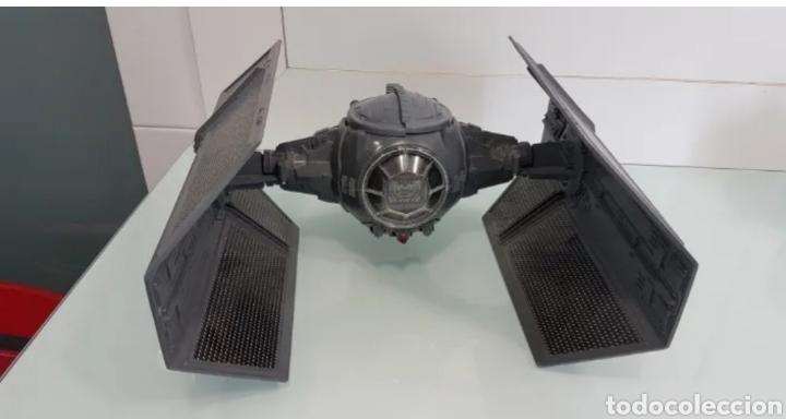 ANTIGUA NAVE VINTAGE KENNER DARK VADER STAR WARS (Juguetes - Figuras de Acción - Star Wars)