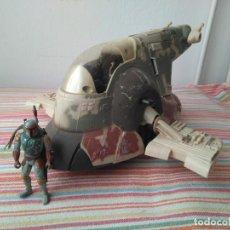 Figuras y Muñecos Star Wars: STAR WARS SLAVE 1 NAVE DE BOBA FETT KENNER 1996. Lote 205793148