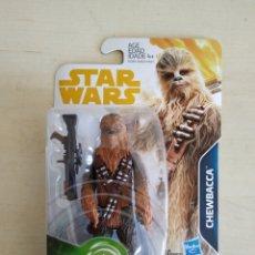 Figuras y Muñecos Star Wars: STAR WARS CHEWBACCA FORCE LINK 2.0 BLISTER SIN ABRIR HASBRO. Lote 205809365