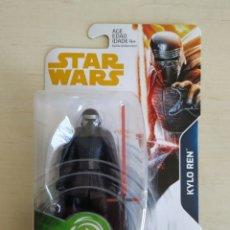 Figuras y Muñecos Star Wars: STAR WARS KILO REN FORCE LINK 2.0 BLISTER SIN ABRIR HASBRO. Lote 205810213