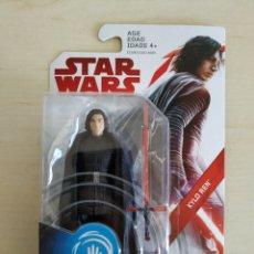 Figuras y Muñecos Star Wars: STAR WARS KILO REN FORCE LINK BLISTER SIN ABRIR HASBRO. Lote 205811018
