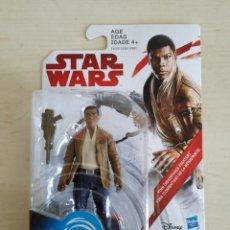 Figuras y Muñecos Star Wars: STAR WARS FINN (RESISTANCE FIGHTER) FORCE LINK BLISTER SIN ABRIR HASBRO. Lote 205812155
