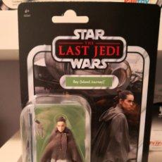 Figuras y Muñecos Star Wars: REY JOURNEY - STAR WARS VINTAGE COLLECTION. Lote 206189013