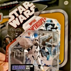 Figuras y Muñecos Star Wars: IMPERIAL JUMPTROOPER - STAR WARS 30TH ANNIVERSARY. Lote 245560425