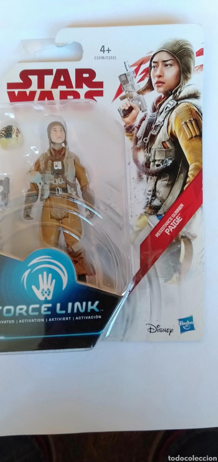 Figuras y Muñecos Star Wars: LOTE DE 3 FIGURAS DE STAR WARS HASBRO - Foto 4 - 206256540