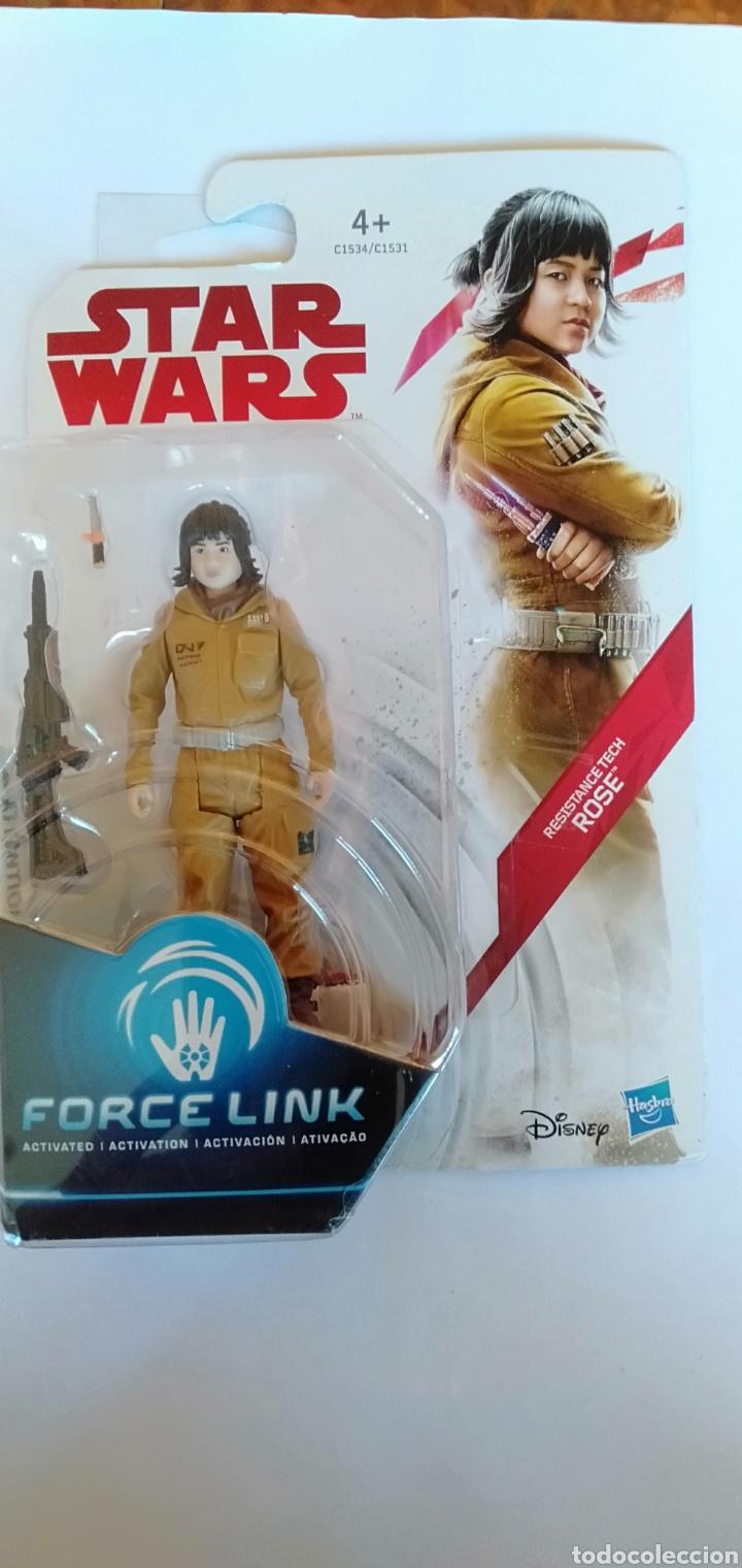 Figuras y Muñecos Star Wars: LOTE DE 3 FIGURAS DE STAR WARS HASBRO - Foto 5 - 206256540