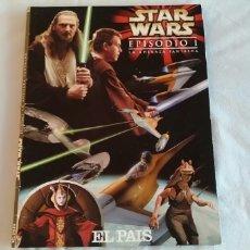 Figuras y Muñecos Star Wars: LOTE DE LÁMINAS DE LA SERIE DE STAR WARS. Lote 206273835