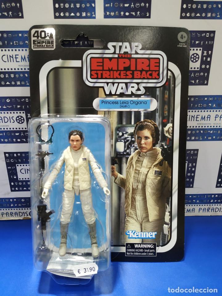 PRINCESS LEIA ORGANA (STAR WARS) -THE EMPIRE STRIKE BACK (Juguetes - Figuras de Acción - Star Wars)