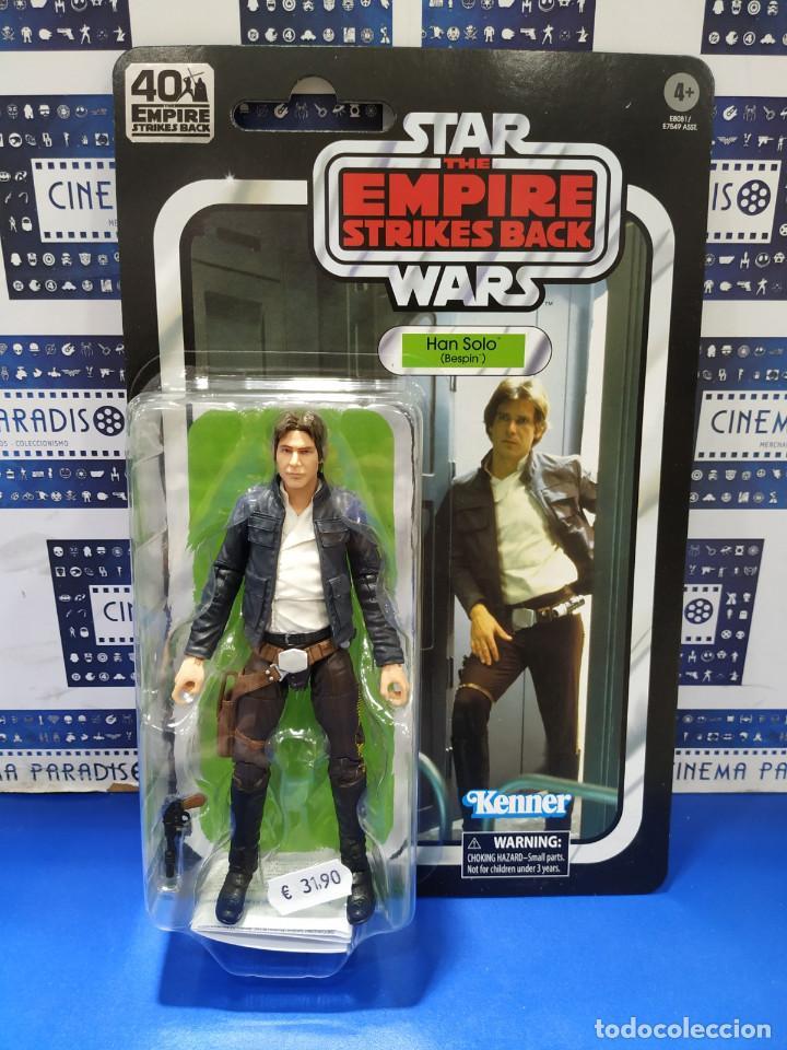 HAN SOLO - BESPIN (STAR WARS) -THE EMPIRE STRIKE BACK (Juguetes - Figuras de Acción - Star Wars)