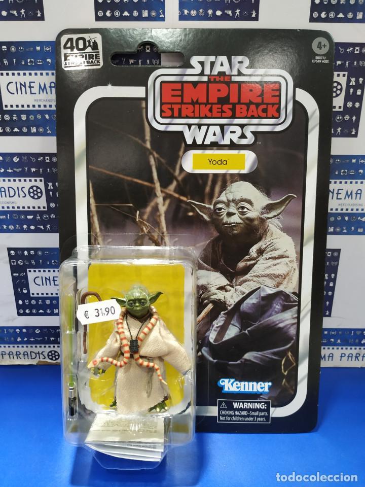 YODA (STAR WARS) -THE EMPIRE STRIKE BACK (Juguetes - Figuras de Acción - Star Wars)