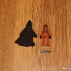 Figuras y Muñecos Star Wars: FIGURA ACCIÓN VINTAGE STAR WARS KENNER JAWA COMPLETO 1977 GMFGI HONG KONG FIRST 12 TATOOINE. Lote 206405597