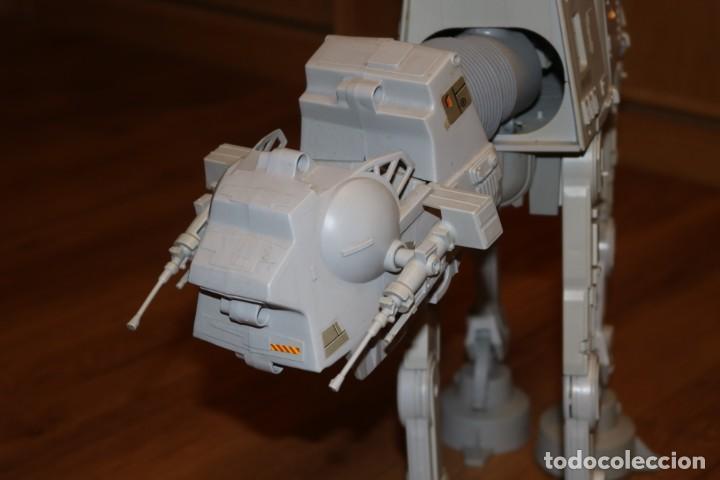 Figuras y Muñecos Star Wars: Star Wars Kenner AT-AT walker 1981 vehículo incompleto Hoth LFL vintage - Foto 2 - 178893538