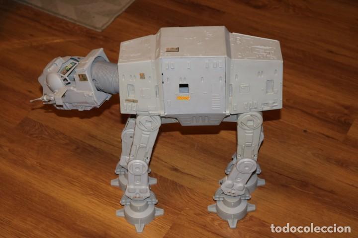 Figuras y Muñecos Star Wars: Star Wars Kenner AT-AT walker 1981 vehículo incompleto Hoth LFL vintage - Foto 3 - 178893538
