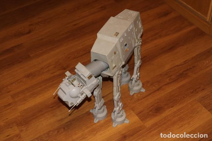 STAR WARS KENNER AT-AT WALKER 1981 VEHÍCULO INCOMPLETO HOTH LFL VINTAGE (Juguetes - Figuras de Acción - Star Wars)