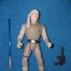 Figuras y Muñecos Star Wars: STAR WARS FIGURA LUKE SKYWALKER HOTH POTF KENNER. Lote 206497043