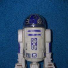 Figuras y Muñecos Star Wars: STAR WARS FIGURA R2-D2 POTF KENNER. Lote 206497345