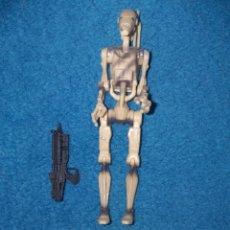 Figuras y Muñecos Star Wars: STAR WARS FIGURA BATTLE DROID EP.I. Lote 206497725