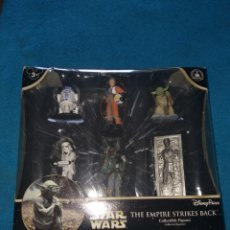 Figuras y Muñecos Star Wars: STAR WARS FIGURAS DISNEYS PARKS EP.V. Lote 206498170