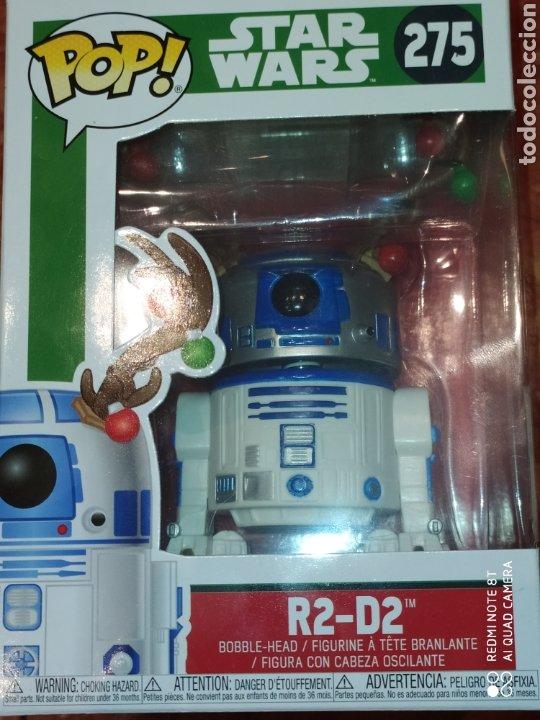 FUNKO POP (R2-D2) PELÍCULA STAR WARS. NUEVO EN CAJA (Juguetes - Figuras de Acción - Star Wars)