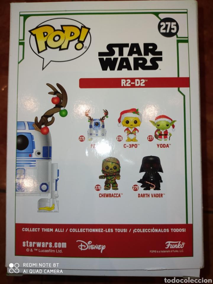 Figuras y Muñecos Star Wars: FUNKO POP (R2-D2) PELICULA STAR WARS. NUEVO EN CAJA - Foto 4 - 207016242