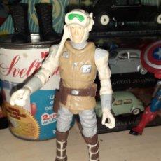 Figuras y Muñecos Star Wars: LUKE SKYWALKER.EL IMPERIO CONTRATACA.HOTH.LUZ LASER.. Lote 207221166