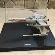Figuras y Muñecos Star Wars: STAR WARS. NAVE ALA X WING. ORIGINAL COLECCIONABLES.. Lote 207288935