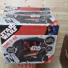 Figuras y Muñecos Star Wars: CAJA VACIA TV / DVD COMBO STAR WARS DARTH VADER DE IMC. Lote 130348619