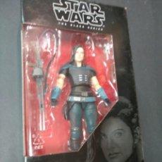 Figurines et Jouets Star Wars: CARA DUNE FIGURA 19 CM STAR WARS BLACK SERIES HASBRO. Lote 208586008