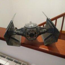 Figuras y Muñecos Star Wars: AÑOS 70_80 ANTIGUA NAVE STAR WARS FUNCIONA LA LUZ. Lote 208669281
