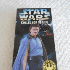 Figuras y Muñecos Star Wars: STAR WARS LANDO CALRISSIAN COLLECTOR SERIES KENNER 1996 FIGURA 1/6 27754 GUERRA GALAXIAS FIGURE. Lote 209118053