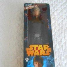 Figuras y Muñecos Star Wars: STAR WARS LUKE SKYWALKER HASBRO 2013 LIGHT SABER GUERRA GALAXIAS FIGURA 1/6 1:6 FIGURE. Lote 209126040